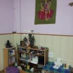 Altar en Sala Rosa